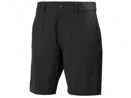 Pánské šortky HHHP QD CLUB SHORTS 10 EBONY