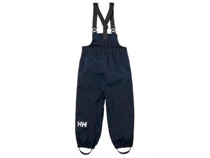 Dětské nepromokavé kalhoty HH K SOGN BIB NAVY 02