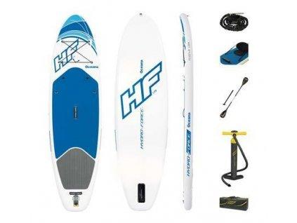 Paddleboard Hydroforce OCEANA 10x 33x 6, bílá modrá 05