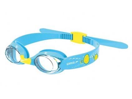 Dětské plavecké brýle Speedo ILLUSION GOG BLUE YEL