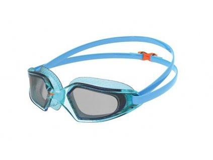 Plavecké brýle Speedo HYDROPULSE JUNIOR blue SMOKE