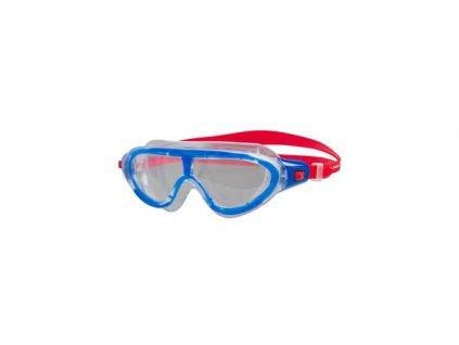 Plavecké brýle Speedo RIFT JUNIOR RED BLUE CLEAR