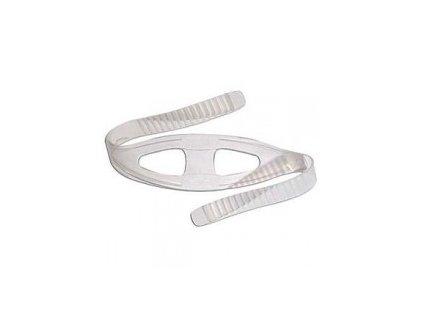 Pásek na masku Scubapro Subgear transparentní (univerzální)