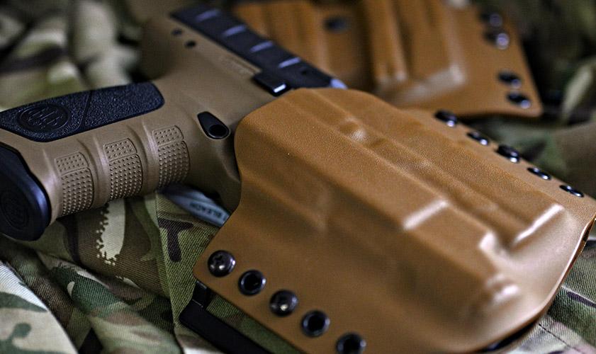 Co jsou kydexová pouzdra na zbraně?