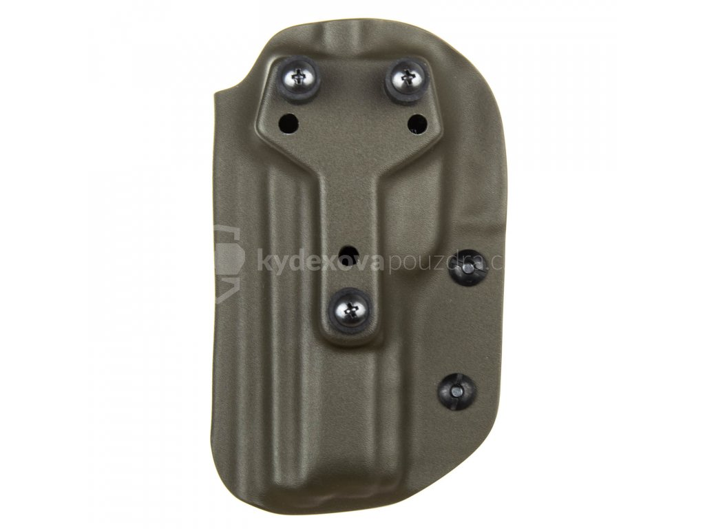 TAC - CZ 75 SP-01 Phantom - taktické kydexové pouzdro - olivová
