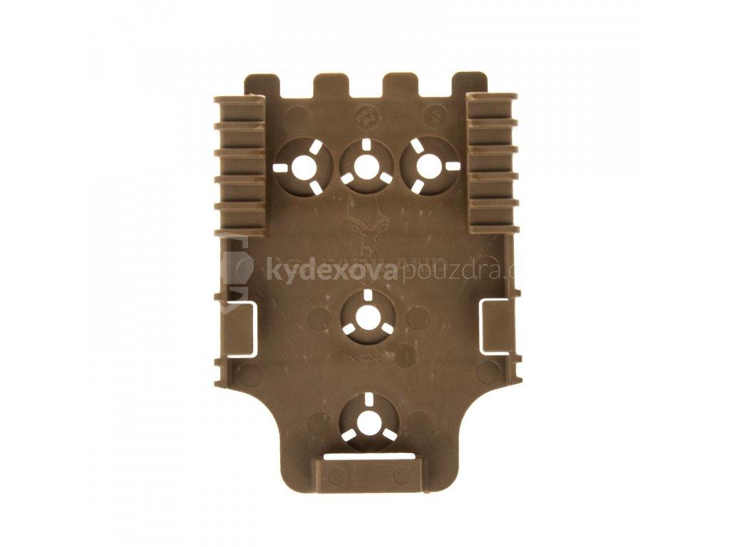 Systém Safariland Quick Locking System QLS 22 / samice