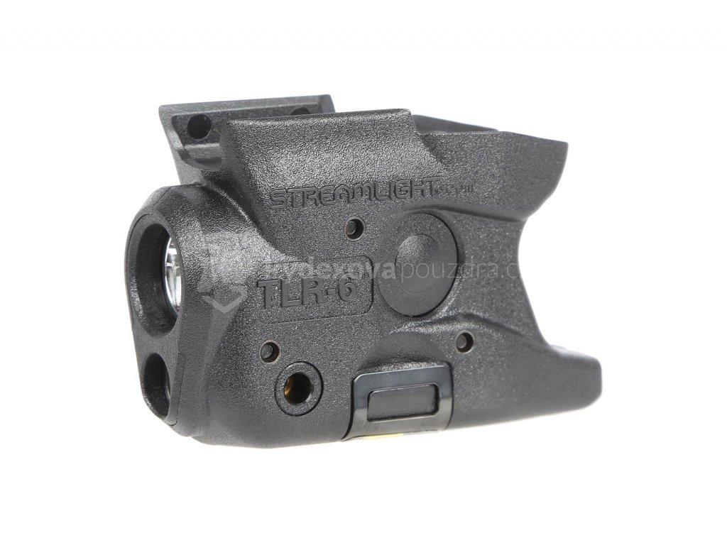 Streamlight TLR-6 - Univerzální set - Pistolová podvěsná 100 lm svítilna s laserem