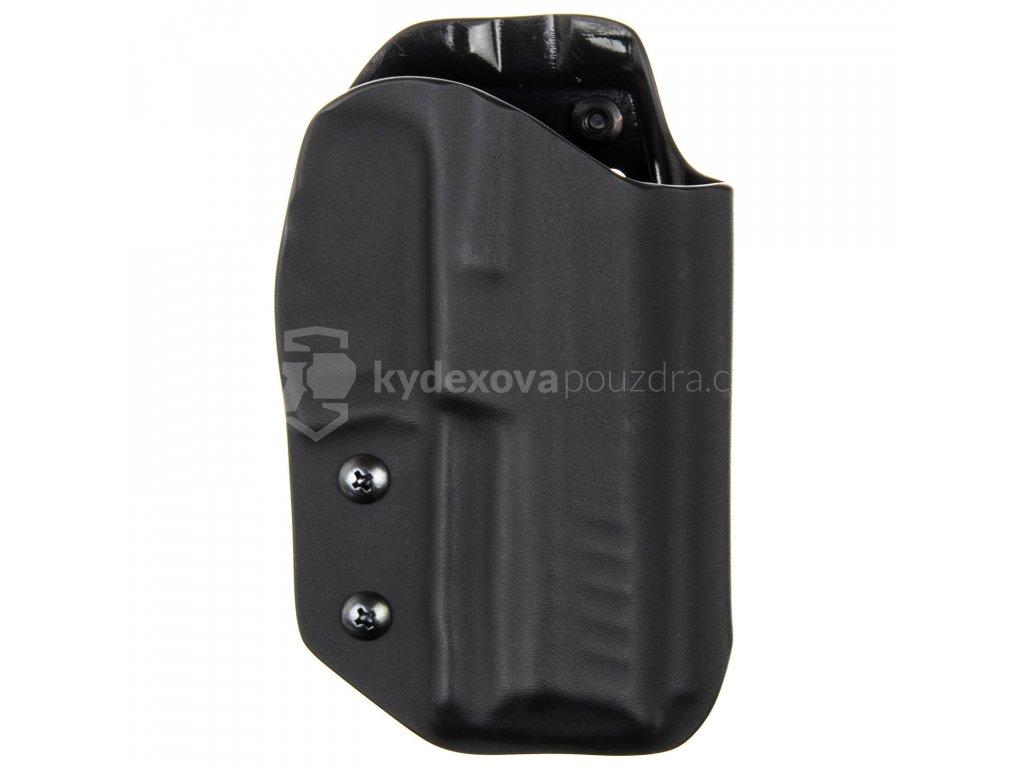TAC - Heckler & Koch SFP9 - taktické kydexové pouzdro - černá