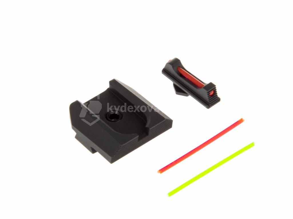 RIHA.PRO Mířidla - Glock - pro sportovní a taktickou střelbu