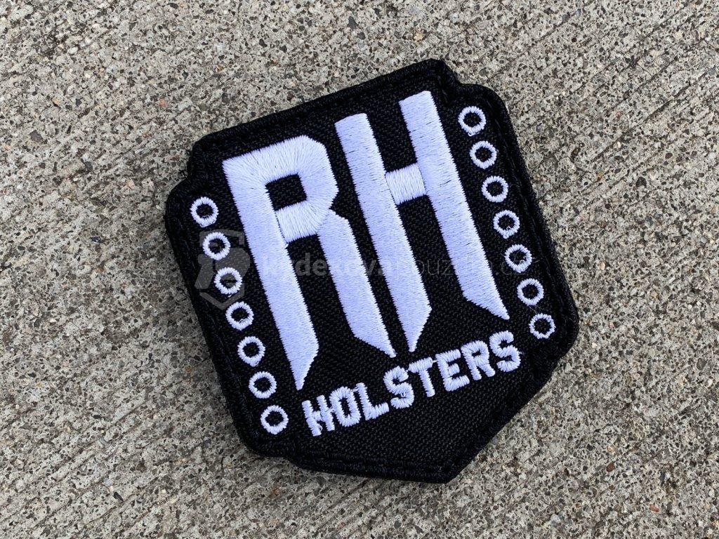 Velcro patch/nášivka RH Holsters