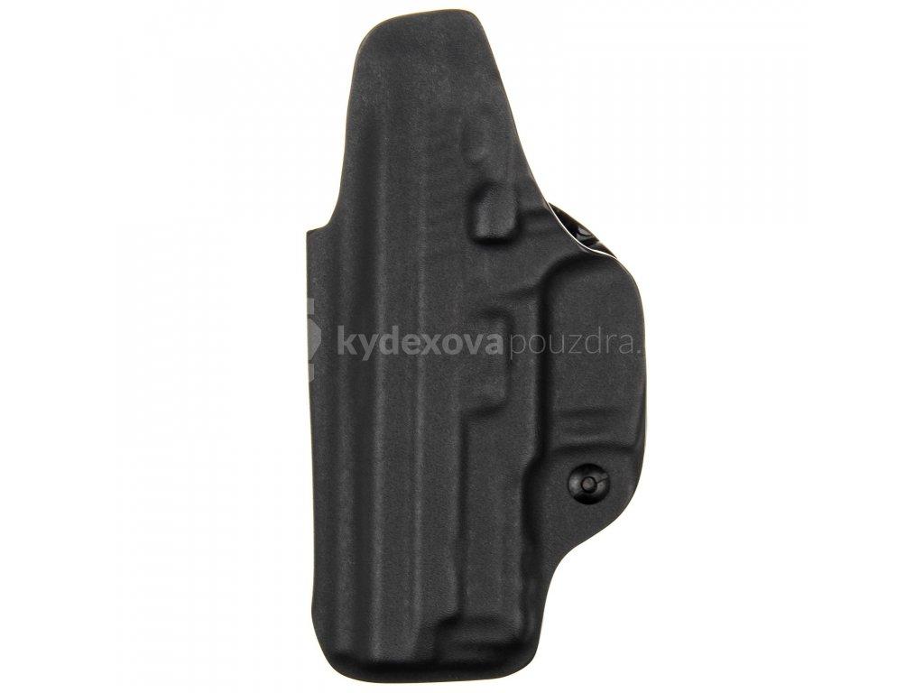 IWB - SIG Sauer P229 - vnitřní kydexové pouzdro - plný sweatguard - ns - černá