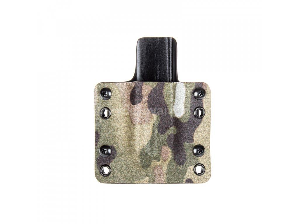 OWB - CZ 75 - vnější kydexové pouzdro na 1 zásobník - plný sweatguard - multicam/černá
