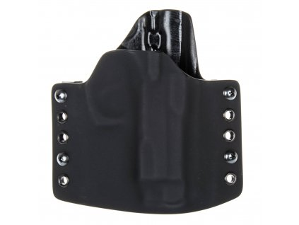 Kydexové pouzdro na zbraň CZ 75 Compact - vnější, černá