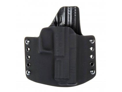 Kydexové pouzdro na zbraň Springfield XD-9 - vnější, černá
