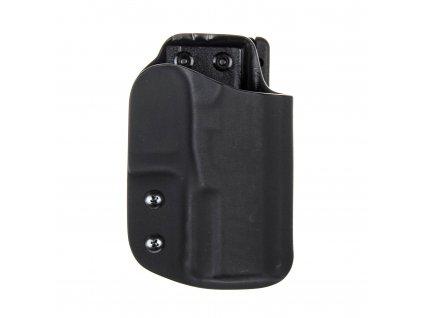 Sportovní kydexové pouzdro na zbraň Walther PPQ - vnější, černá