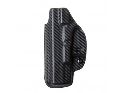 IWB - Glock 19/23/32 - Glock 19X/45 - vnitřní kydexové pouzdro - poloviční sweatguard - ns - carbon