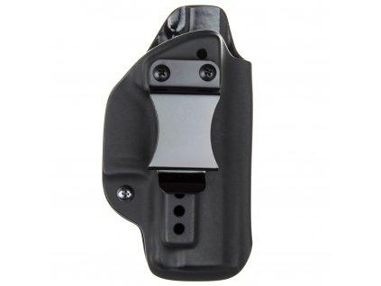 IWB - Walther PPQ - vnitřní kydexové pouzdro - poloviční sweatguard - ns - černá