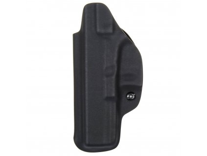 IWB - vnitřní kydexové pouzdro na Glock 17/22/31 - poloviční sweatguard - ns - černá