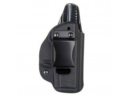 IWB - vnitřní kydexové pouzdro na Walther PPS M2 - plný sweatguard - ns - černá