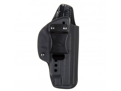 IWB - vnitřní kydexové pouzdro na SIG Sauer P226 s railem - plný sweatguard - ns - u - černá