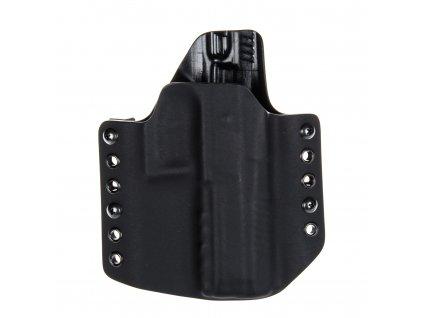 Kydexové pouzdro na zbraň CZ P-09 - vnější, černá