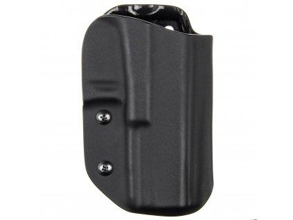 TAC - Glock 17/22/31 - taktické kydexové pouzdro - černá