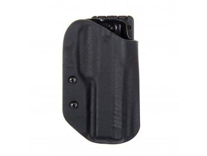 Sportovní kydexové pouzdro na zbraň CZ 75 SP-01 Shadow - vnější, černá