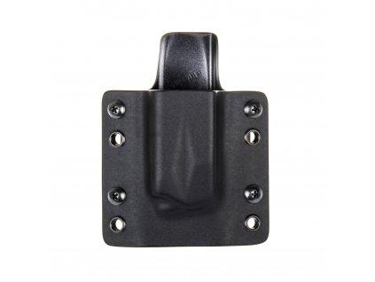 OWB - vnější kydexové pouzdro na 1 zásobník SIG Sauer P226 - plný sweatguard - černá/černá