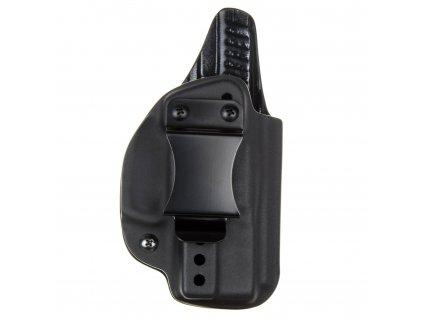 IWB - vnitřní kydexové pouzdro na Walther PPS M1 - plný sweatguard - ns - černá