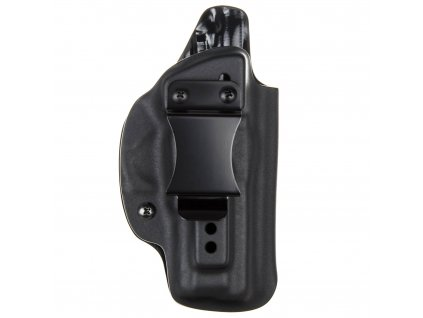 IWB - CZ 75 P-01 Ω - CZ 75 D Compact - CZ 75 Compact Shadow Line - vnitřní kydexové pouzdro - plný sweatguard - ns - černá