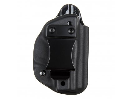 IWB - vnitřní kydexové pouzdro na Smith & Wesson M&P Bodyguard - plný sweatguard - ns - černá