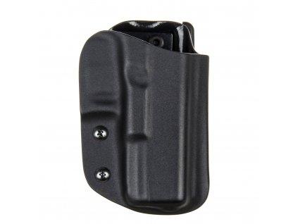 Sport - taktické kydexové pouzdro na Glock 19/23/32 - černá