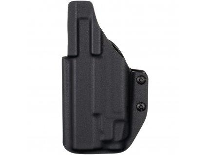 IWB - Glock 19/23/32 - Glock 19X/45 + Streamlight TLR-7 - vnitřní kydexové pouzdro - plný sweatguard - ns - černá