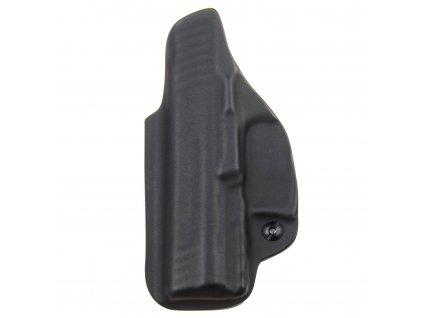 IWB - vnitřní kydexové pouzdro na Heckler & Koch P30SK - plný sweatguard - ns - černá