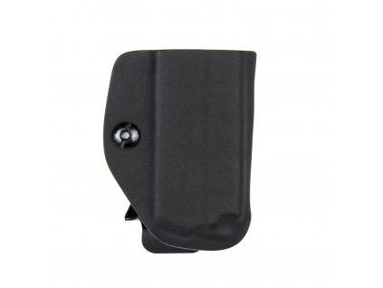 IWB - vnitřní kydexové pouzdro na 1 zásobník Walther PPS M1 - bez sweatguardu - černá