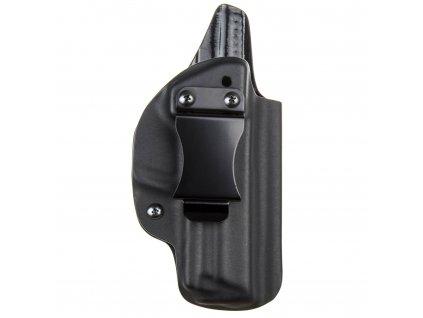 IWB - Smith & Wesson M&P9 - vnitřní kydexové pouzdro - plný sweatguard - ns - černá