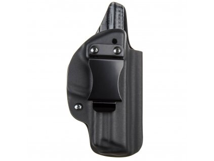 IWB - vnitřní kydexové pouzdro na Smith & Wesson M&P9 - plný sweatguard - ns - černá