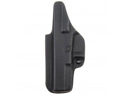 IWB - Glock 20/21 - vnitřní kydexové pouzdro - plný sweatguard - ns - černá