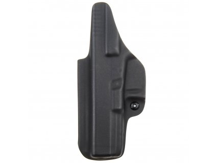 IWB - vnitřní kydexové pouzdro na Glock 20/21 - plný sweatguard - ns - černá