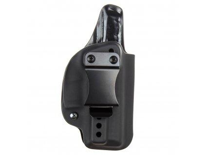 IWB - vnitřní kydexové pouzdro na Heckler & Koch SFP9 SK - plný sweatguard - ns - černá