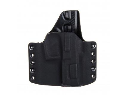 Kydexové pouzdro na zbraň Grand Power P1 - vnější, černá