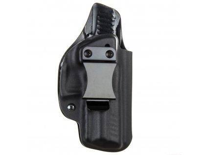 IWB - vnitřní kydexové pouzdro na Heckler & Koch P30 - plný sweatguard - ns - černá