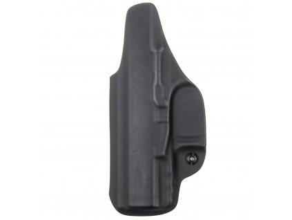 IWB - Walther PPQ - vnitřní kydexové pouzdro - plný sweatguard - ns - černá