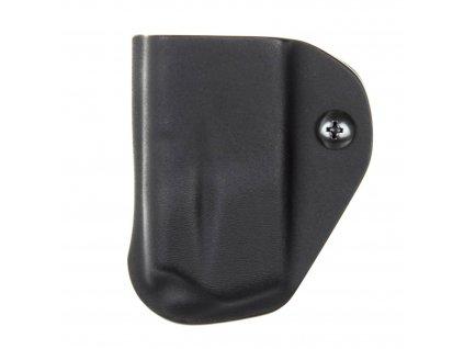 IPSC - CZ Shadow 2 - sportovní kydexové pouzdro na 1 zásobník - černá