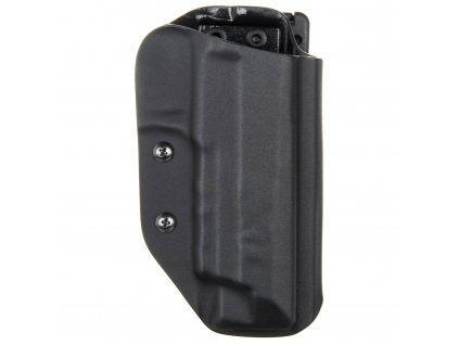 IPSC - sportovní kydexové pouzdro na SIG Sauer P226 X-Five - černá