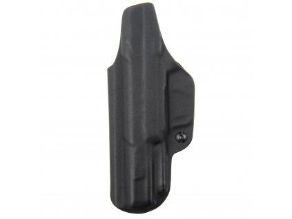 IWB - vnitřní kydexové pouzdro na FN 5.7 Five-seveN - plný sweatguard - ns - černá