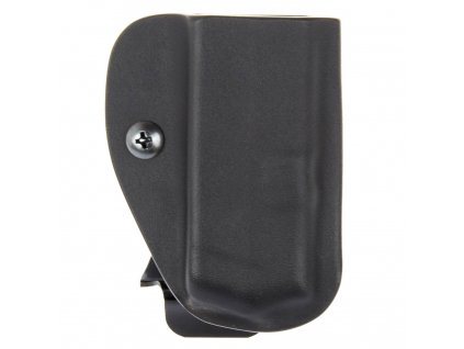 IWB -Glock 42 - vnitřní kydexové pouzdro na 1 zásobník - bez sweatguardu - černá