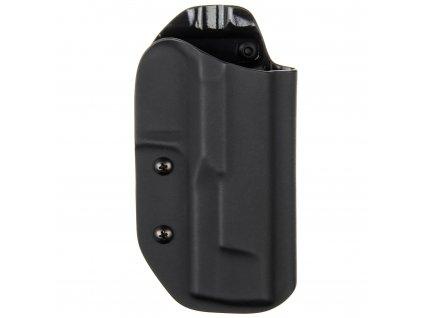 IPSC - Walther Q5 Match Steel Frame - sportovní kydexové pouzdro - černá
