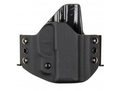 OWB - SIG Sauer P365 - vnější kydexové pouzdro - poloviční sweatguard - ns - speedloops - černá/černá