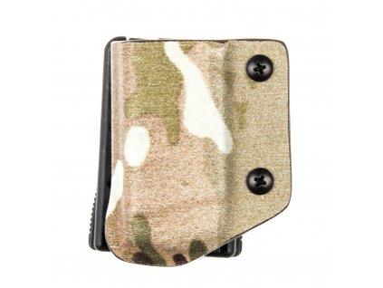 SPORT - TAC - Glock 17/19/19X/45 - kydexové pouzdro na 1 zásobník - bez sweatguardu - multicam